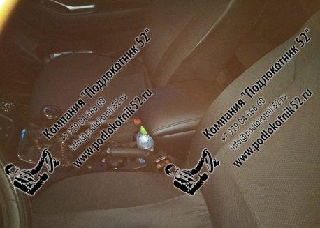 купить подлокотник для chevrolet orlando (вариант №1)