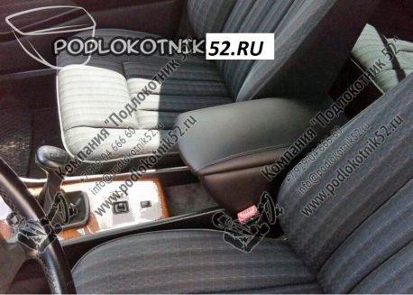 купить подлокотник для mercedes 124