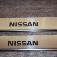 купить накладки nissan almera 3 g15 (вариант №1)