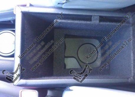 купить подлокотник для kia rio 3     (вариант №3)