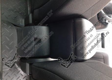 купить подлокотник для peugeot 408 (вариант №1)