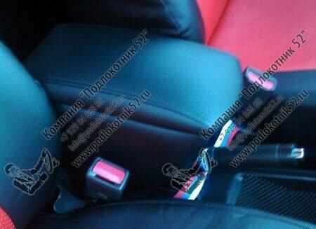 купить подлокотник для chevrolet aveo t200 - t250 (вариант №2)