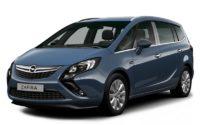 Накладка для Opel Zafira С