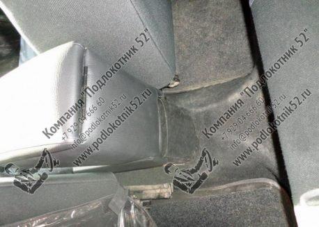 купить подлокотник для mitsubishi colt 6 (вариант №1)