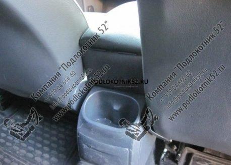 купить подлокотник для volkswagen touran 2, 3. (вариант №2)