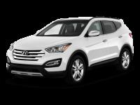 ХРОМИРОВАННЫЕ НАКЛАДКИ НА ПОРОГИ Hyundai Santa Fe 3