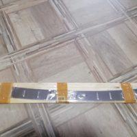Отзыв на Хромированные накладка на задний бампер для Kia Rio 3 - Подлокотник 52
