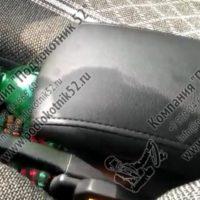 Отзыв на Подлокотник для Audi 80 B4 (Вариант №2) - Подлокотник 52
