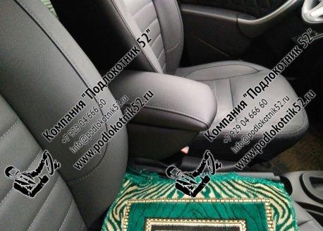 купить подлокотник для renault duster (вариант №3)