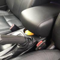Отзыв на Крышка  подлокотника для Subaru Forester 3, Накладка мягкая на стекло с карманом (подходит для всех марок авто) - Подлокотник 52
