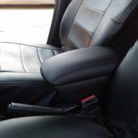 Отзыв на ОПЛЁТКА НА РУЛЬ КОЖА ГЛАДКАЯ, Подлокотник для Nissan Note (Вариант №1) - Подлокотник 52