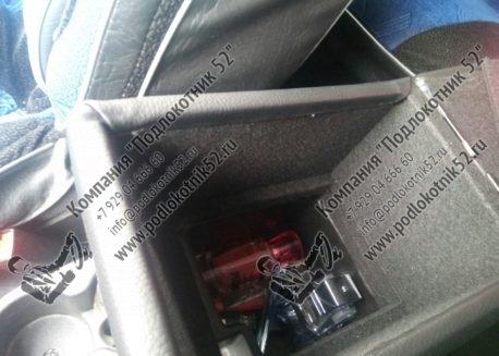 купить подлокотник для lada niva travel  (вариант №2)