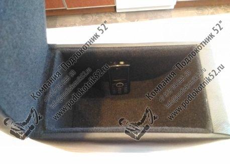 купить подлокотник для kia rio 3     (вариант №2)
