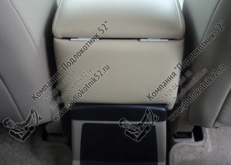 купить подлокотник для land rover freelander 2 рестайлинг (вариант №1)