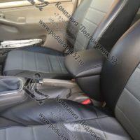 Отзыв на Подлокотник для Audi A4 B5,B6 (Вариант №1) - Подлокотник 52