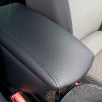 Отзыв на НАКИДКИ АЛЬКАНТАРА ВАРИАНТ №2 УЗКАЯ СПИНКА БЕЗ ПОДГОЛОВНИКА (ЧЁРНЫЕ), Подлокотник для Volkswagen Polo SEDAN (Вариант №3) - Подлокотник 52