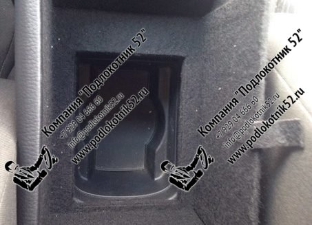 купить подлокотник для opel astra j (вариант №2)