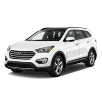НАКЛАДКА ДЛЯ Hyundai Santa Fe 3
