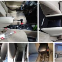 Отзыв на Подлокотник для Honda Civic 7, Подлокотник для Skoda Fabia 2 (Вариант №2), Подлокотник для Volkswagen Polo (Вариант №2) - Подлокотник 52