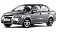 Подлокотник для Chevrolet Aveo T200 — T250 (Вариант №1)