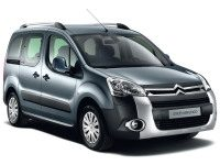 Подлокотник для Citroen Berlingo 2 (Вариант №1)