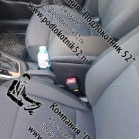 Отзыв на Подлокотник для Hyundai Solaris 2  (Вариант №1) - Подлокотник 52