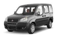 Подлокотник для Fiat Doblo