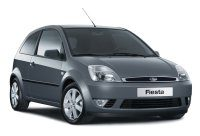 Подлокотник для Ford Fiesta MK5 (Вариант №1)