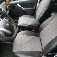 Отзыв на Подлокотник для Datsun mi-DO (Вариант №2) - Подлокотник 52