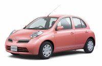 Подлокотник для Nissan March (Вариант №1)