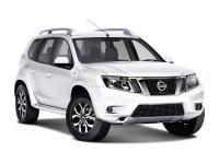 Подлокотник для Nissan Terrano (Вариант №1)