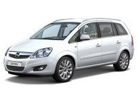 Накладка для Opel Zafira B