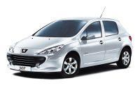 Подлокотник для Peugeot 307 (Вариант №1)