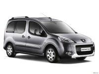 Подлокотник для Peugeot Partner Tepee (Вариант №1)