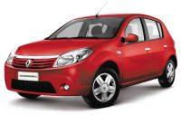 Подлокотник для Renault Sandero (Вариант №2)