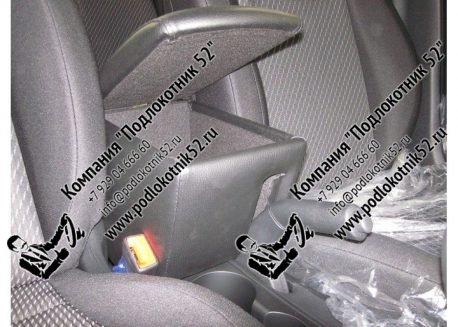 купить подлокотник для hyundai solaris 2 new (вариант №3)